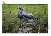 Tri-colored Heron 12 Carry-all Pouch
