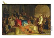 Trial Of The Apostle Paul Carry-all Pouch