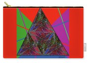 Triangular Thoughts Carry-all Pouch