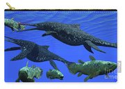 Triassic Shonisaurus Marine Reptile Carry-all Pouch
