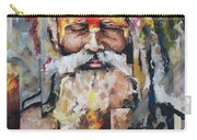 Tribal Chief Sadhu Carry-all Pouch