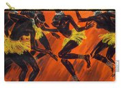 Tribal Dance Carry-all Pouch