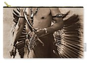 Tribal Dancer Carry-all Pouch