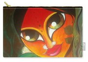 Tribal Lady Carry-all Pouch