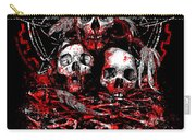 Tribal Massacre  Carry-all Pouch