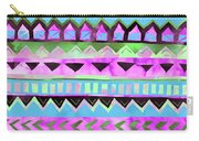 Tribal Pattern 01 Carry-all Pouch