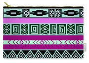 Tribal Pattern 06 Carry-all Pouch