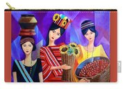 Tribal Women Carry-all Pouch