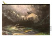 Tribute To Aivazovsky Carry-all Pouch