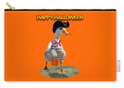 Trick Or Treat For Cap'n Duck Carry-all Pouch