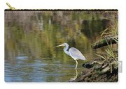 Tricolored Heron Fishing Carry-all Pouch