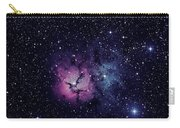 Trifid Nebula M20 Carry-all Pouch