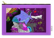 Trigger Fish Carry-all Pouch