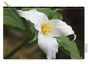 Trillum Wild Flower  Carry-all Pouch