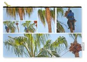 Trimming The Palm Trees Carry-all Pouch