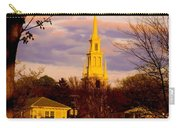 Trinity Church Spring Sunset Carry-all Pouch