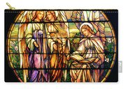 Trio Of Angels Carry-all Pouch