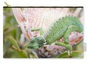 Trioceros Jacksonii - Jackson's Chameleon - Maui Hawaii Carry-all Pouch