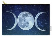 Triple Moon Milkyway Carry-all Pouch