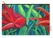 Triple Tease Tulips Carry-all Pouch