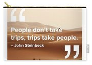 Trips Take People Carry-all Pouch
