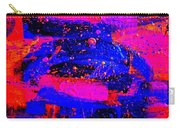 Triptych 1 Cropped Carry-all Pouch