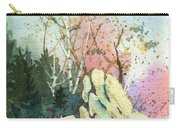 Triptych Panel 1 Carry-all Pouch
