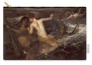 Triton Carrying A Nereid On His Back 1875 Carry-all Pouch