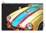 Triumph Gt Pop Art Carry-all Pouch