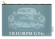 Triumph Gt6 Plus Carry-all Pouch