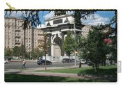Shadows Of The Triumphal Arch Carry-all Pouch