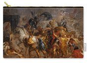 Triumphal Entry Of Henry Iv In Paris Carry-all Pouch