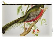 Trogon Ambiguus Carry-all Pouch