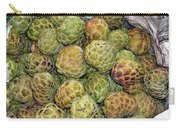 Troical Green Fruit 1 Carry-all Pouch