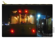 Trolley Car Carry-all Pouch