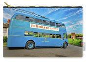 Trolleybus 862 Carry-all Pouch