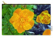 Trollius Blossom Carry-all Pouch