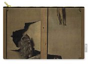 Trompe-l'oeil Carry-all Pouch
