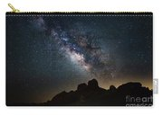 Trona Pinnacles Galactic Core Carry-all Pouch