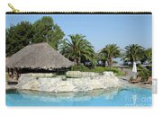 Tropic Bar Vacation Summer Scene Carry-all Pouch