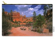Tropic Canyon Bridge In Bryce Canyon Np Utah Carry-all Pouch