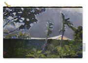 Tropic Wind Carry-all Pouch