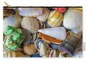 Tropical Beach Seashell Treasures 1550b Carry-all Pouch