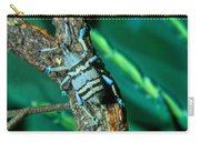 Tropical Blue Weevil Carry-all Pouch
