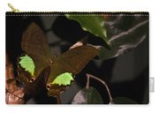 Tropical Buterfly Carry-all Pouch