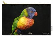 Tropical Colors Carry-all Pouch