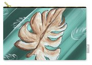Tropical Dance 1 By Madart Carry-all Pouch