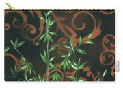Tropical Dance 2 By Madart Carry-all Pouch
