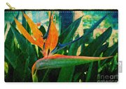 Tropical Eden Carry-all Pouch