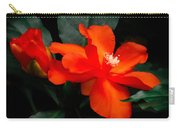 Tropical Elegance Carry-all Pouch